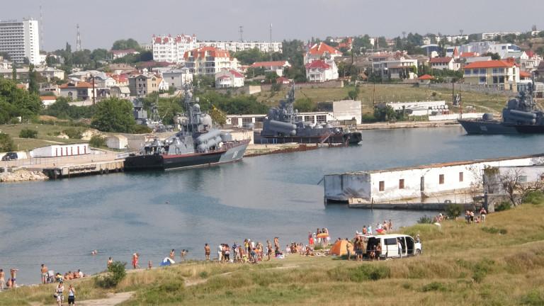 Крим е изправен пред водна блокада. И щетите от нея се оценяват на 1,5 трилиона рубли