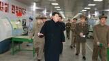 Северна Корея проведе военни маневри