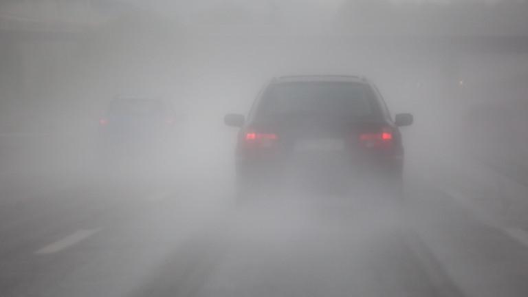 АПИ: Гъста мъгла на прохода Петрохан