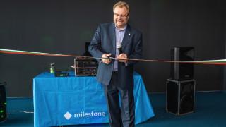 Компания, лидер в областта на видеонаблюдението, отваря нов офис в София