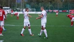Отбор от Втора Бундеслига преби ЦСКА