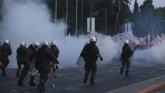 Прекратиха футбола в Гърция