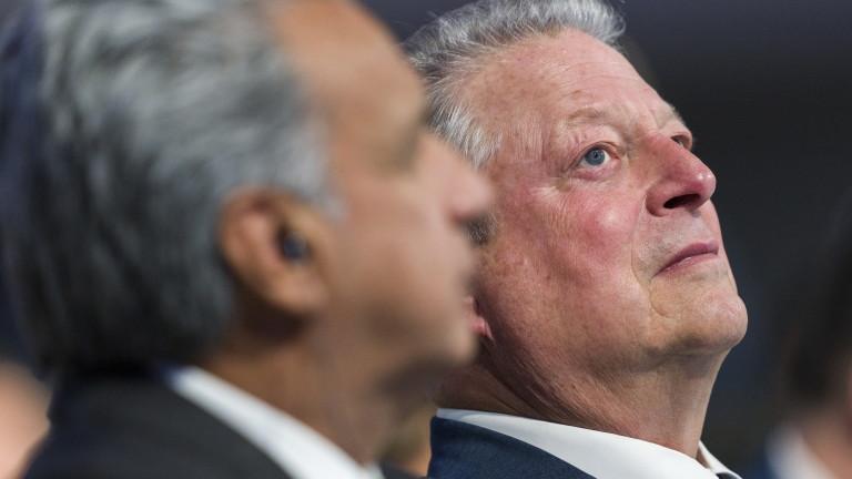 Бившият вицепрезидент на САЩ Ал Гор призова делегатите на Световния