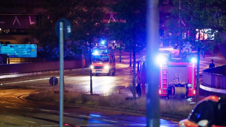 Ислямист рани шестима в Берлин при пътни инциденти