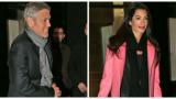 Годеницата на Клуни отказа сватбено пътешествие
