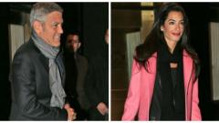 Джордж Клуни се жени в Италия