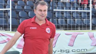 Треньорски тандем застана начело на Локомотив (Горна Оряховица)