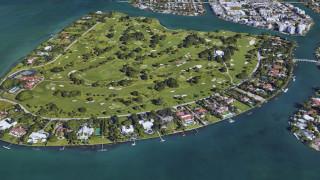 Частният остров на супербогаташите в Маями, където има само един имот за...