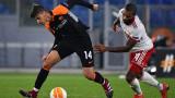Ако не допусне гол срещу ЦСКА, Рома влиза в историята на... българския футбол