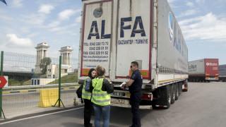 Турция ни връща 20 камиона с боклуци
