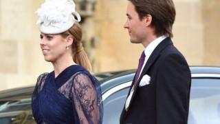 Внучката на кралицата се забавлява с милионер