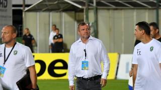 Павел Върба: Искаме да играем футбол и заради това допускаме положения