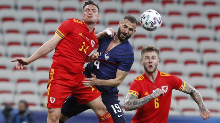 Бензема: Ще бъда готов за мача с Германия