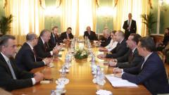 """Президентът търси словашка подкрепа за пакета """"Мобилност"""""""