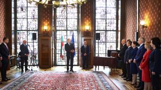 Радев: БНБ е призвана да поддържа финансовата стабилност и да отстоява националния интерес
