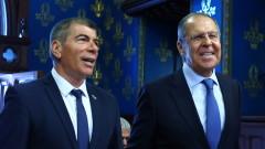 В Русия израелският външен министър коментира Иран, Сирия, коронавируса, споменава и България