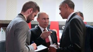 Путин и Обама се видяха за кратко в Перу