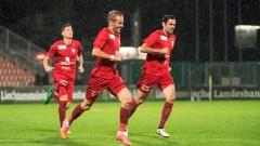Съперникът на Левски се подсили с юношески национал на Швейцария