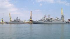 Руски кораб изоставен от собственика си в Бургас