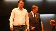 Синът на Спас Русев работи по селекцията в Левски
