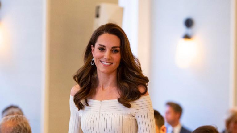 Коя е най-стилната дама в британския кралски двор - Кейт