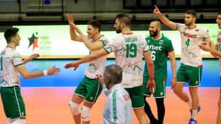 България стартира с победа битката за Евроволей 2021