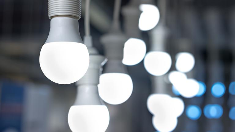 Колко пари могат да ни спестят LED крушките?