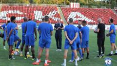 Треньорът на Сиренс: Мачът срещу ЦСКА е най-важен в нашата история