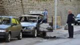 """Изпепелиха колата на левскари в Хърватия, местната полиция арестува 20 """"сини"""" фенове"""
