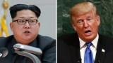Лудият Ким ще бъде тестван както никога досега, отвърна Тръмп
