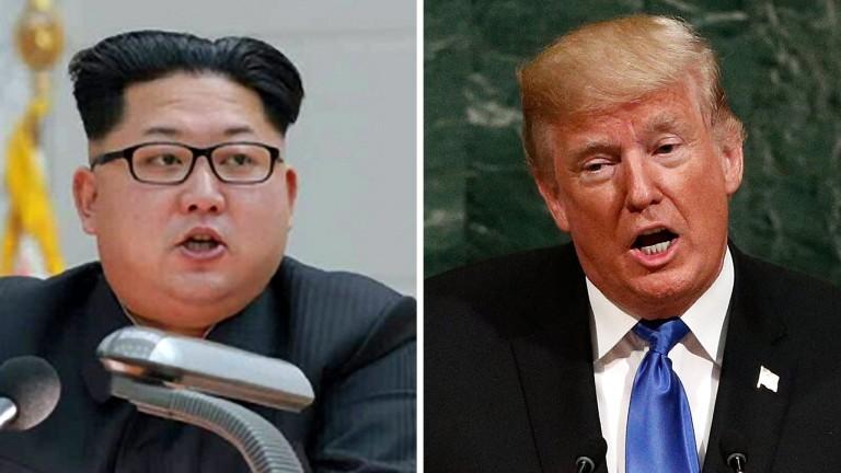 """КНДР беснее срещу """"подстрекателите към война"""" САЩ и Южна Корея"""