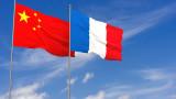 Китай нахока френски изследовател за Тайван, Париж бесен