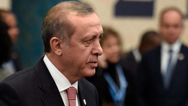 Ердоган иска да изпрати астронавт в космоса