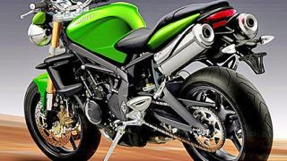 Triumph представи нов мотоциклет Triple