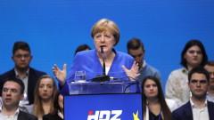 """Меркел: Да се противопоставим на """"продажните политици"""""""