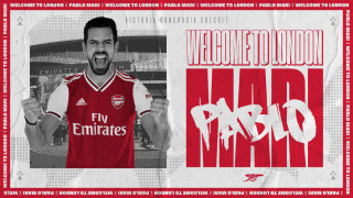 Официално: Арсенал привлече Пабло Мари