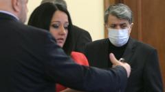 Вежди Рашидов се завърна на работа след лечение в Германия