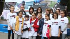Министър Кралев откри Европейската седмица на спорта #BeActive в София