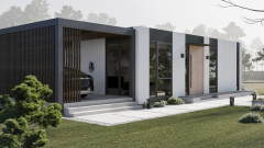 3D къщи на бъдещето