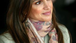 Кралицата на Йордания покори YouTube (видео)
