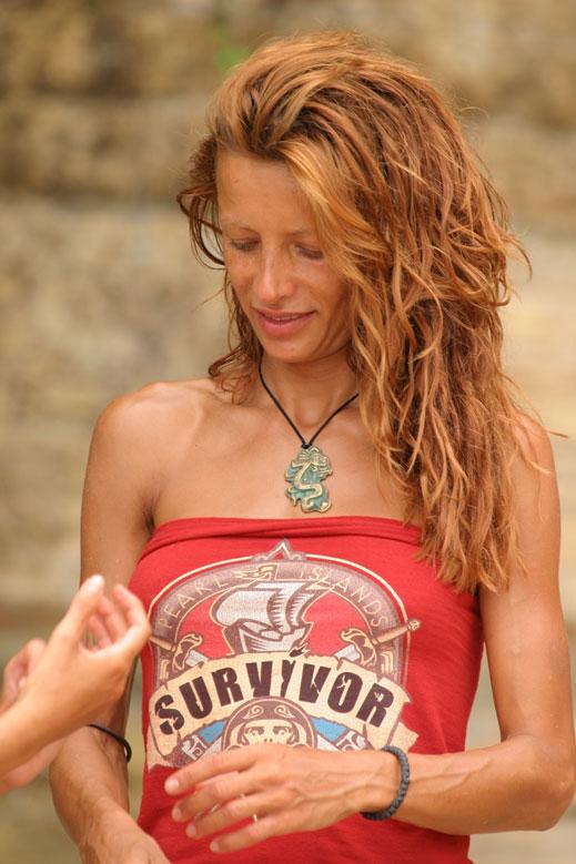 Участничка от Survivor в немска тв продукция