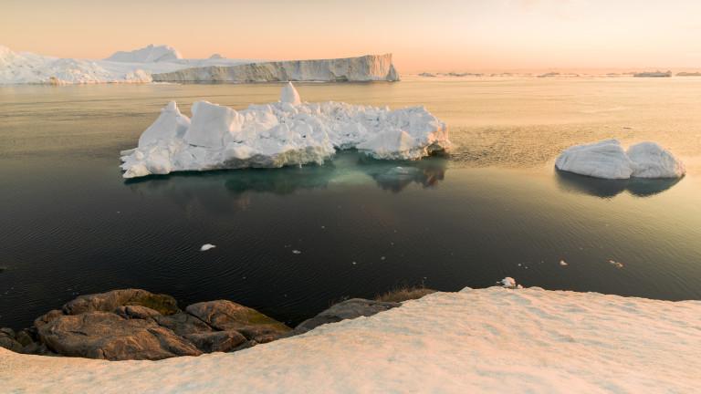 Световното морско равнище може да се повиши 2 пъти повече от прогнозираното