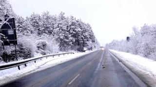 20 сантиметра сняг на Петрохан, другите проходи чисти