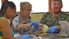 Гърнето с монети на Калиакра - плячка, заровена преди пожар