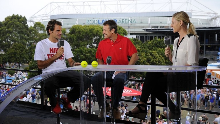 Роджър Федерер, Рафаел Надал и Новак Джокович доминират мъжкия тенис