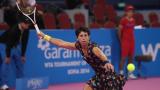 Впечатляващ дебют за Карла Суарес Наваро