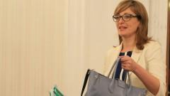 Захариева: Да върнем Русия към спазването на международното право