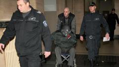 Отказ на Костин да се качи на инвалидната количка отложи делото за убийството на Никита