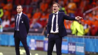 Селекционерът на Нидерландия: Не ни беше до футбол след станалото с Ериксен