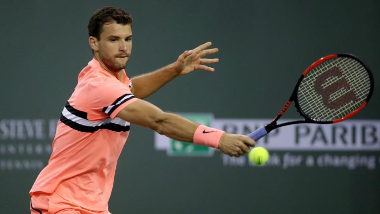 Григор Димитров с бетонирано пето място в ранглистата на ATP